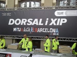 Mitja Marato Barcelona