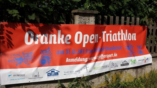 Oranke Open Triathlon