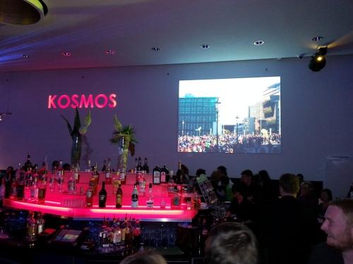 Marathonparty Kosmos