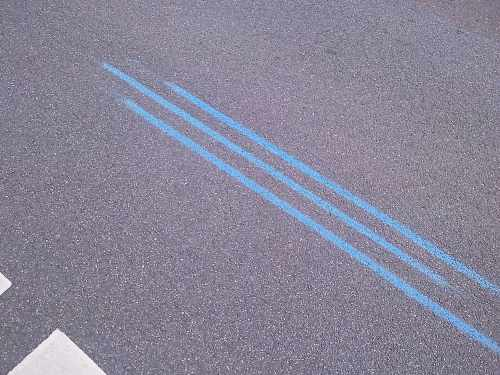Blaue Linie Marathon