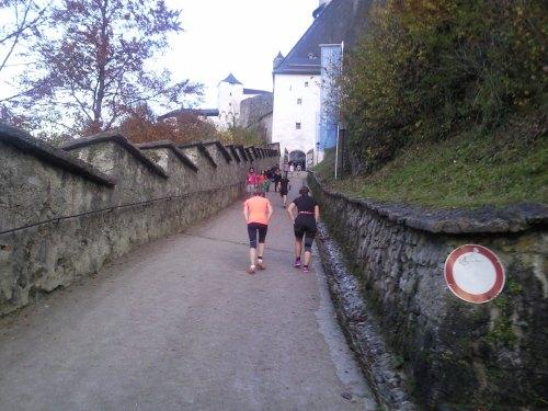 Festungslauf Salzburg