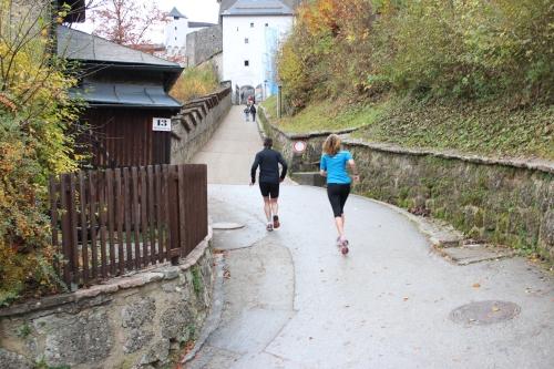 Salzburg Sightrunning