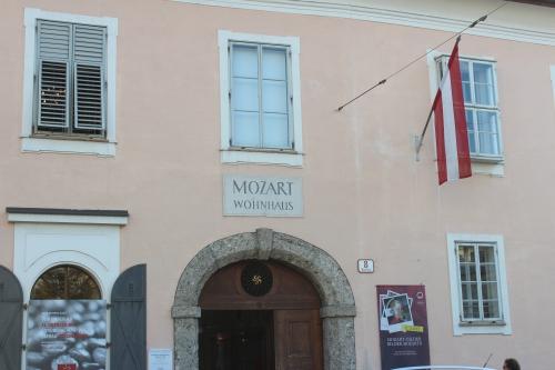 Wohnhaus Mozart