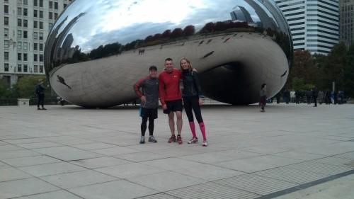 City Running Tours Chicago