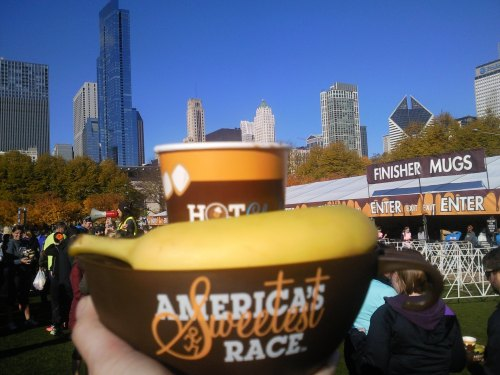 Hot Chocolate Race Chicago