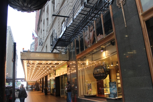Palmer House Hotel Chicago