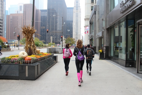 City Running Tours Chicago