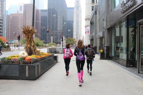 Chicago City Running Tours