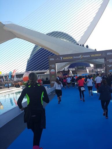 Marathon Valencia