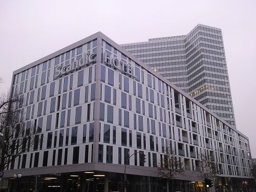 Scandic Emporio Hamburg