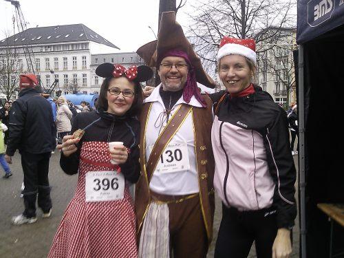 St. Pauli Xmas Run