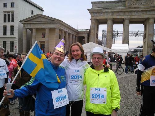Berliner Neujahrslauf