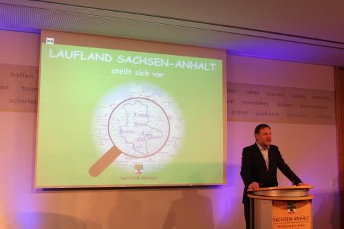 Laufland Sachsen-Anhalt