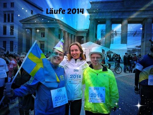 Läufe 2014