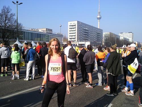 Halbmarathon Berlin