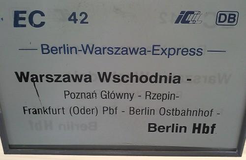 Warszawa Express