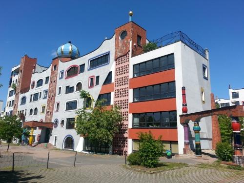 Hundertwasser Lutherstadt-Wittenberg