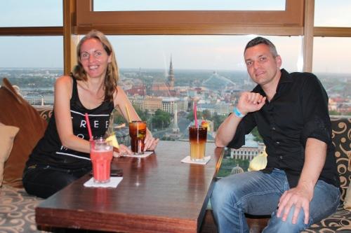 Riga Skyline Bar
