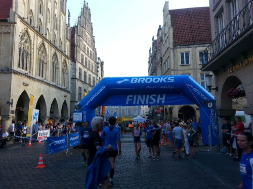 Brooks Münster City Run