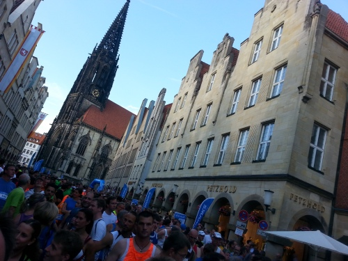 Brooks Münster City Run