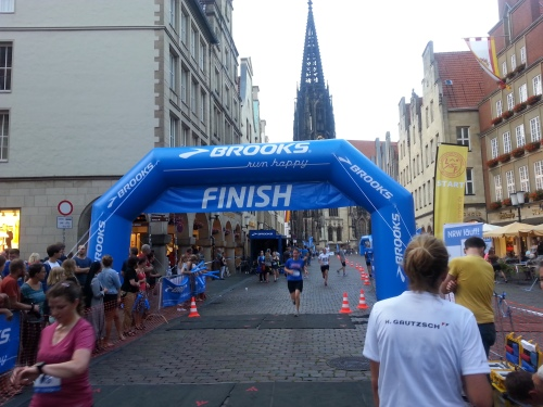 Brooks Münster City Run 2014