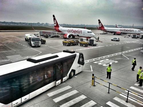 Air Berlin Flughafen