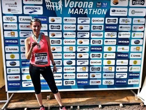 Verona Halbmarathon