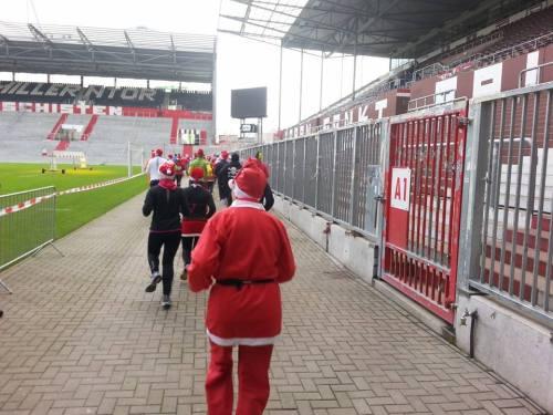 St. Pauli X-Mass Run