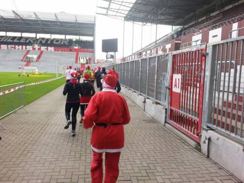St. Pauli X-Mass Run