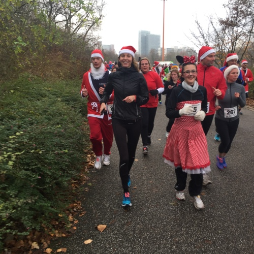 St Pauli X-Mass Run