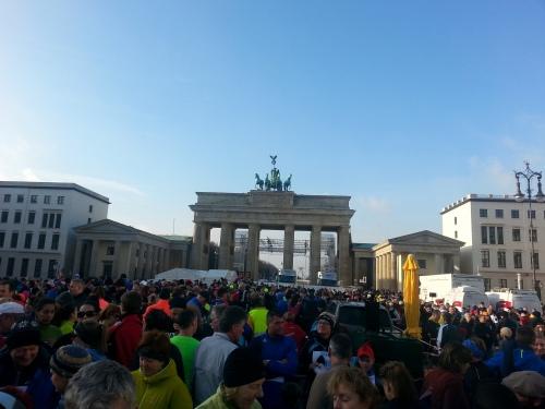 Neujahrslauf Berlin