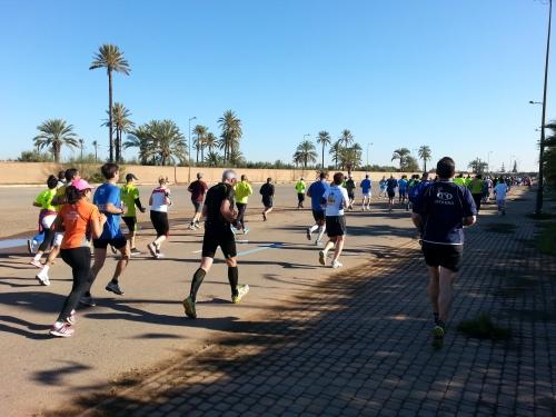 Marrakesch Marathon
