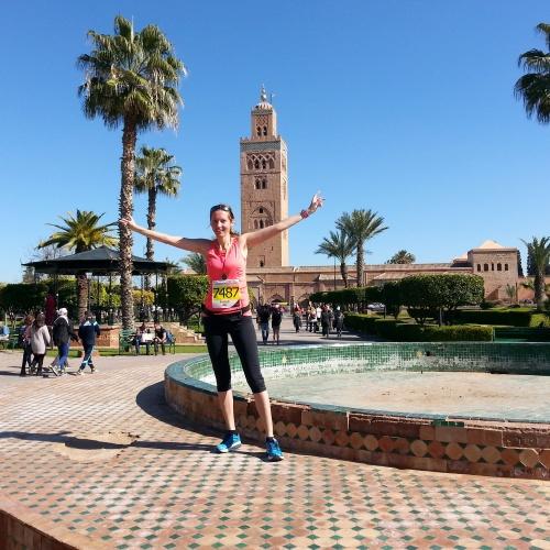 Halbmarathon Marrakesch
