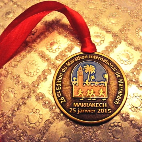 Marrakesch Halbmarathon