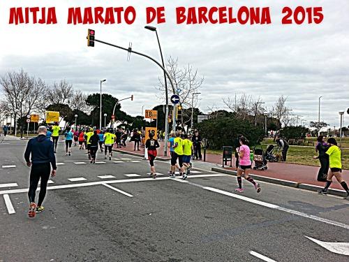 Mitja Marato de Barcelona