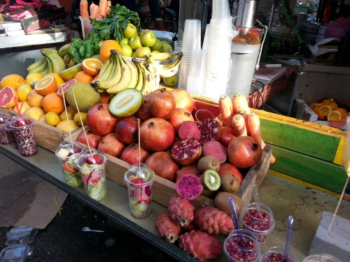 Carmel Markt Tel Aviv