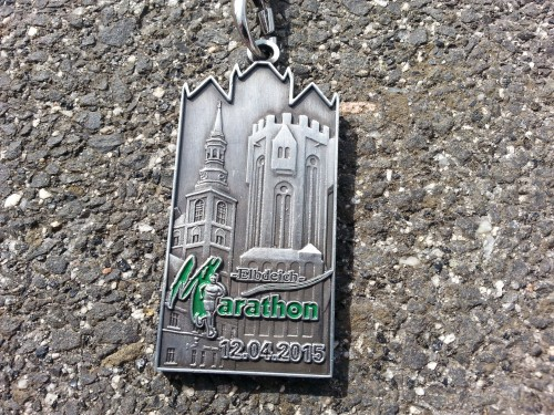 Elbdeichmarathon Tangermünde