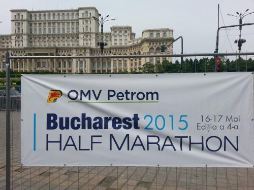 Bukarest Halbmarathon 2015