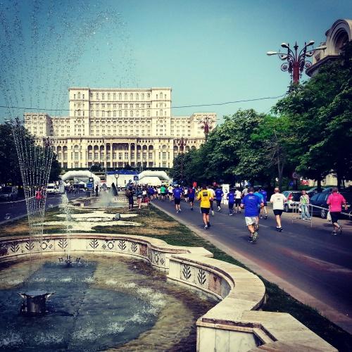 Bukarest Halbmarathon