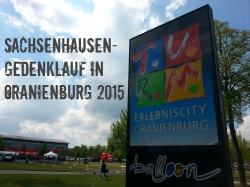 Sachsenhausen Gedenklauf