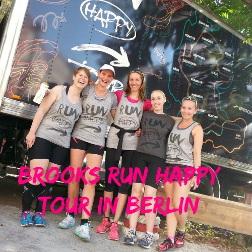 Brooks Run Happy Tour