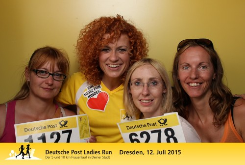 Deutsche Post Ladies Run