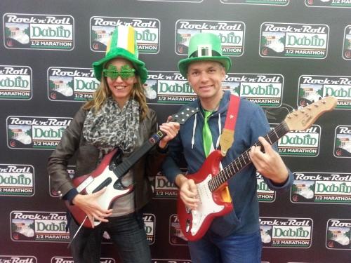 Rock'n'Roll Marathon Dublin