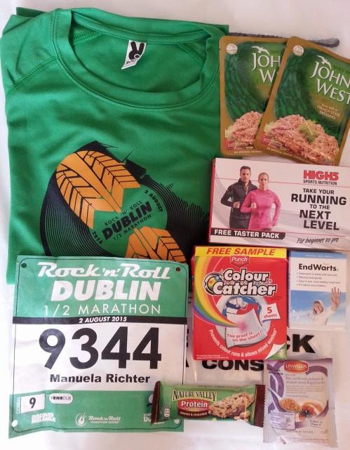 RocknRoll Marathon Dublin