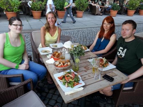 Cafe Central Dresden