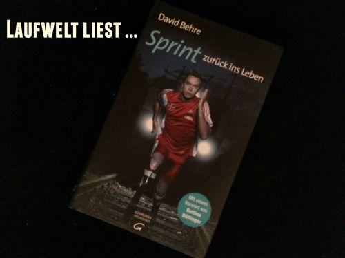 David Behre Sprint zurück ins Leben