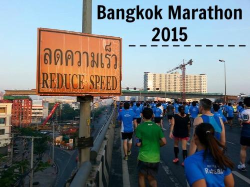 2015 Bangkok Marathon
