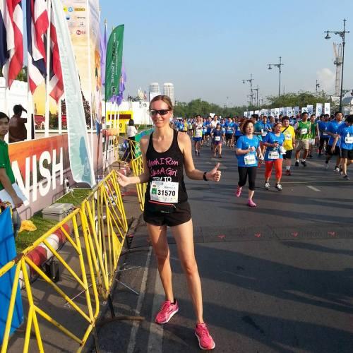 Bangkok Marathon