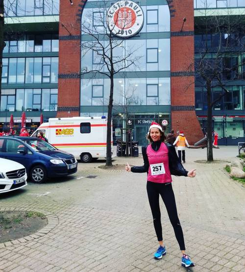 St Pauli Xmass Run