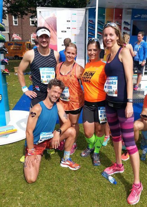 Brooks Champions Run